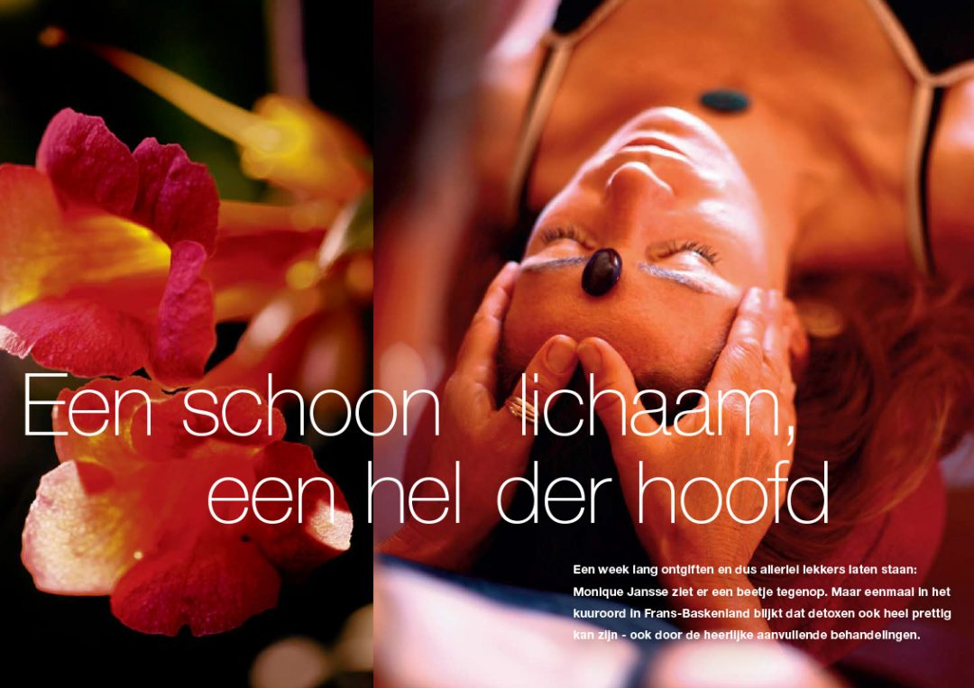 Wellbeing and Spiritual magazine from the Netherlands