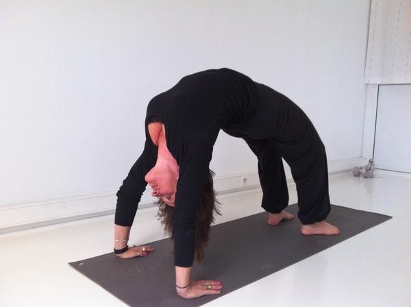 Body-as-your-Body-Guard-Strong-flexible-Body-doing-yoga