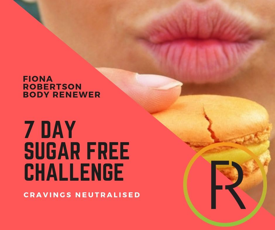 Sugar-Free-Eating-Challenge-Girl-eating-Macaroon